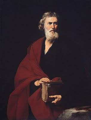 456px-'Saint_Matthew',_oil_on_canvas_painting_by_Jusepe_de_Ribera,_1632