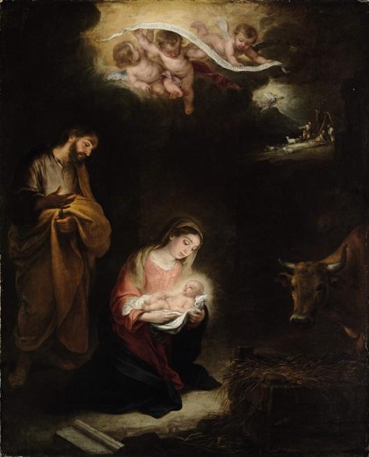 murillo-natividad-con-anuncio-pastores
