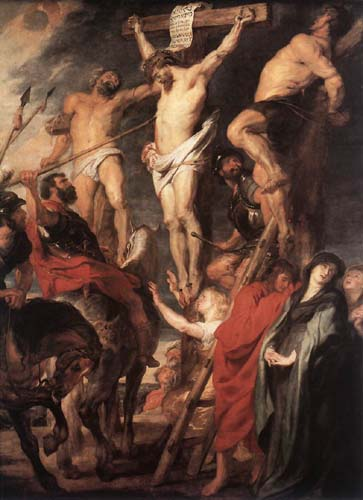 Cristocrucificadoentrelosdosladrones