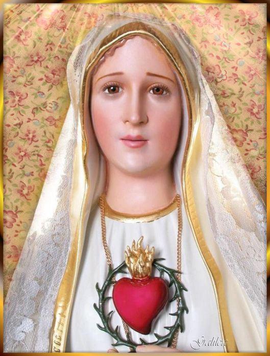 VirgenMaríaFatima