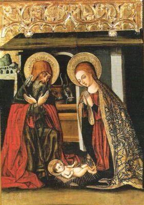 La  Natividad del Senor 2